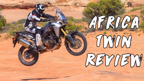 honda Africa Twin 1st Ride Review