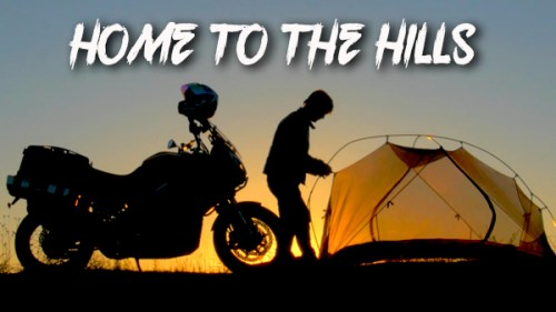 Home to The Hills / Aprilia Caponord Rally