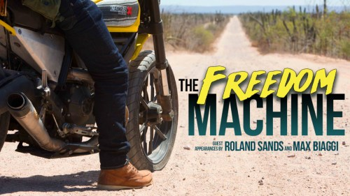 The Freedom Machine Trailer