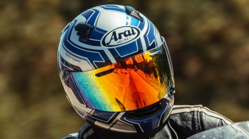Arai Helmet Gear Review