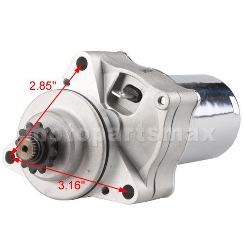 ATV 110cc Semi Auto Clutch w/Reverse Engine Parts