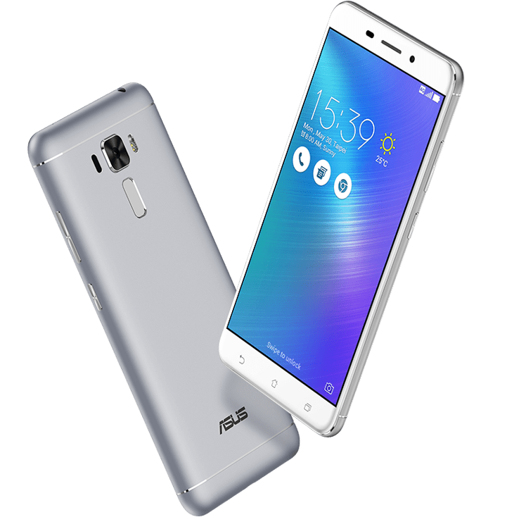 ASUS ZenFone 3 Laser and ZenFone 3 Max Arrival in the Philippines
