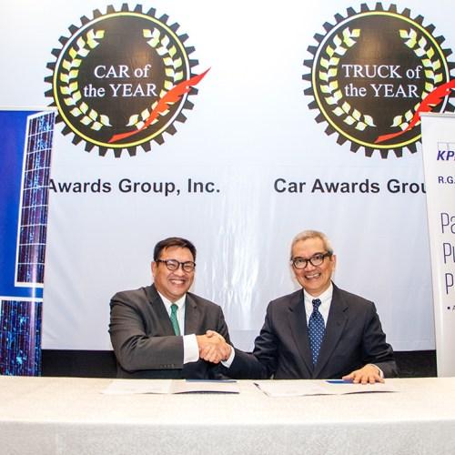 KPMG Renews Partnership with Car Awards Group, Inc.
