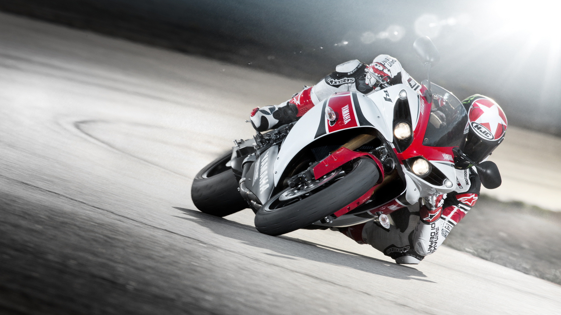 Free Race Car Wallpapers Desktop 1000 Yzf R1 Wgp 50th Anniversary 2012 Sportives