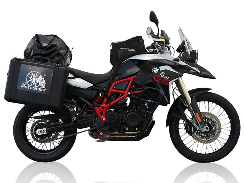 San Francisco Motorcycle Rentals - MotoQuest
