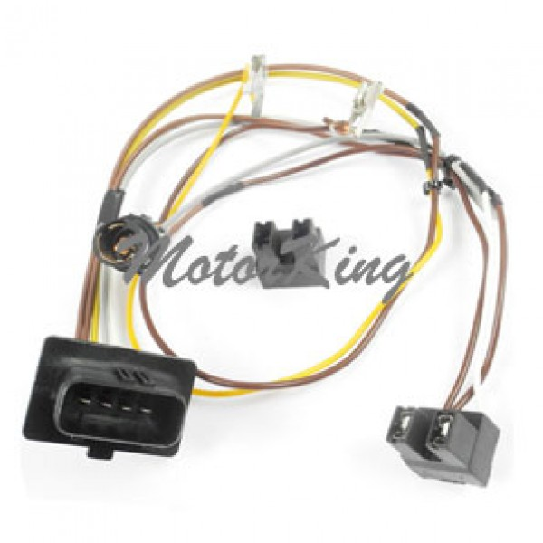 Headlight Wire Harness Repair Kit B760 For Mercedes Benz CLK320
