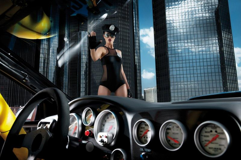 German Girl Wallpaper Motor A Fondo Coches Y Noticias Del Mundo Del Motor