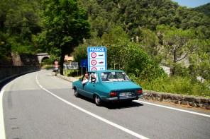Turul Europei cu Dacia 1300 din 1969
