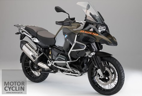 bmw r 1200 gs adventure 2014 posing