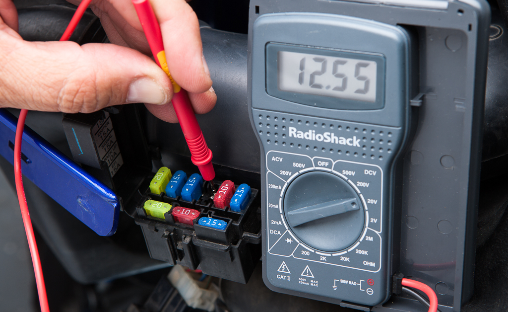 Turn On How To Install Switched Accessory Power To Your Motorcycle