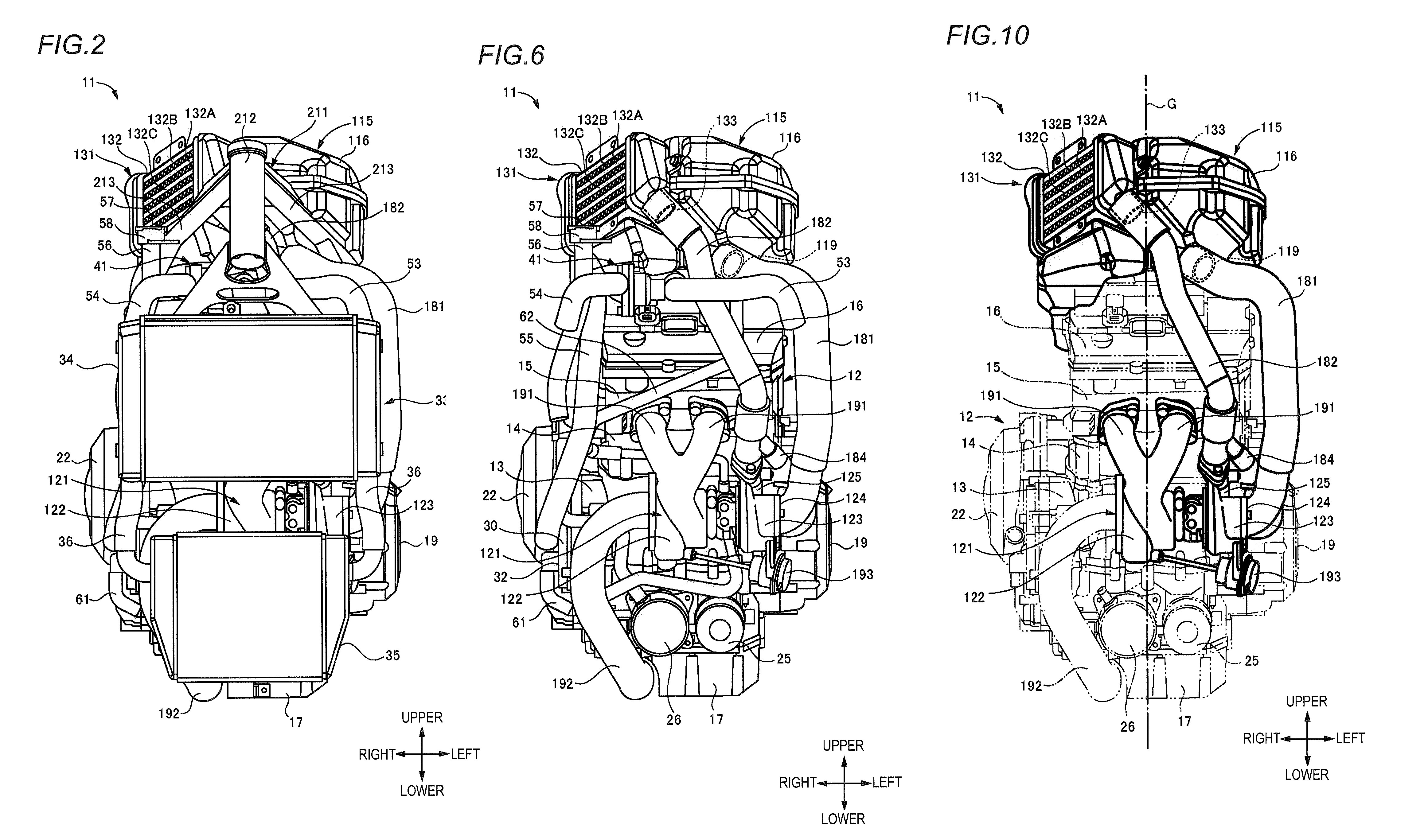 turbocharged engine diagrams