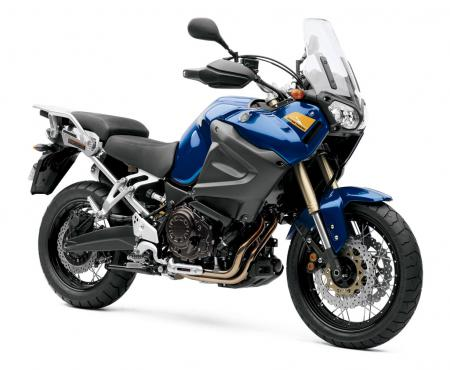 The Super Ténéré (known as the XT1200Z Super Ténéré in Europe) will finally hit U.S. shores in spring on next year as a 2012 model. Various attributes of the Super indicate Yamaha has every intention of chipping away at the BMW R1200GS's large share of the A-T market.