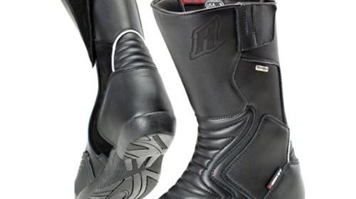 Joe Rocket Sonic R Mens Black Motorcycle Boots 12