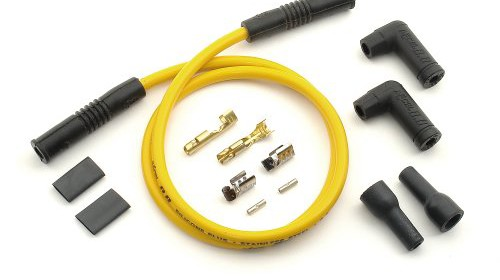 Accel 170083 88mm Yellow Universal Spark Plug Wire Set