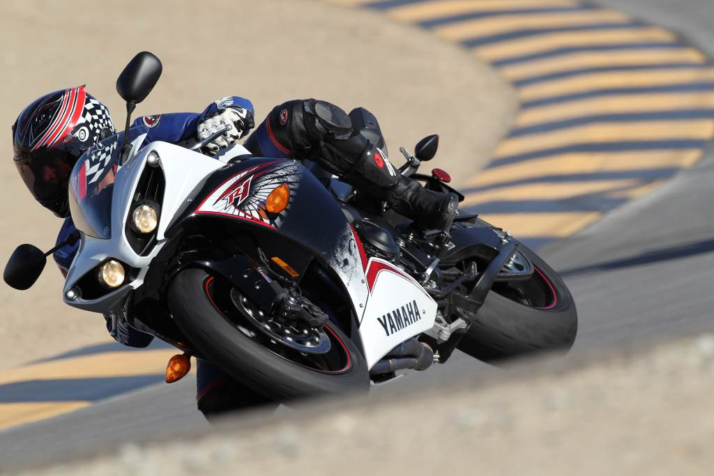 MD First Ride 2012 Yamaha YZF-R1 - MotorcycleDaily - Motorcycle