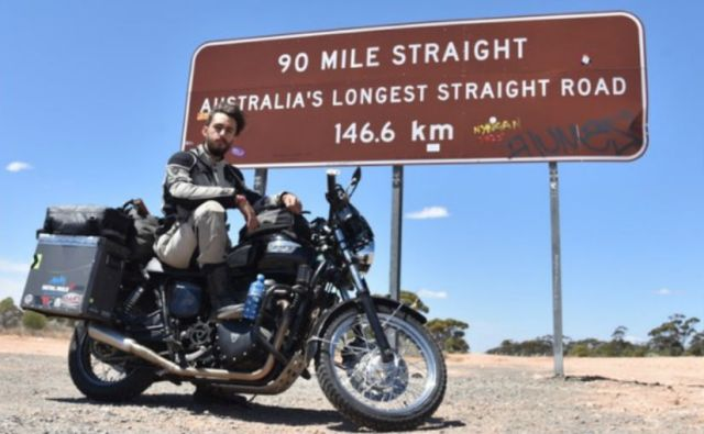 Guinness Record For Motorcycle