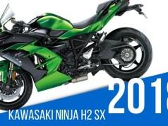 Kawasaki Ninja H2SX SuperCharged