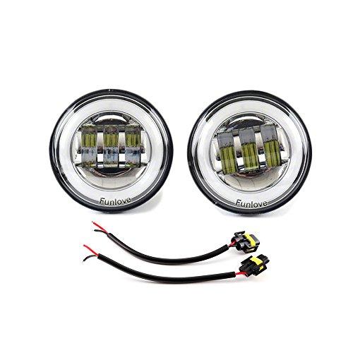 led headlamp wiring harness