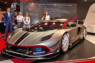 18_Hussarya-GT-Autosport Birmingham Autosport: un successo