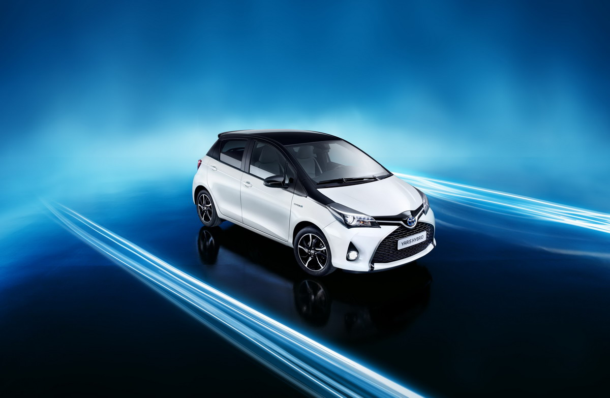 Yaris Trend, arriva la White Edition
