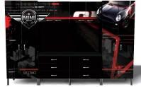 MC2: 100% Carbon-Fiber MINI Body Kit & Custom MINI Garage ...