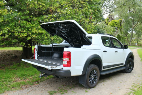 Holden Colorado Ltz And Z71 Going For The Top Motoring