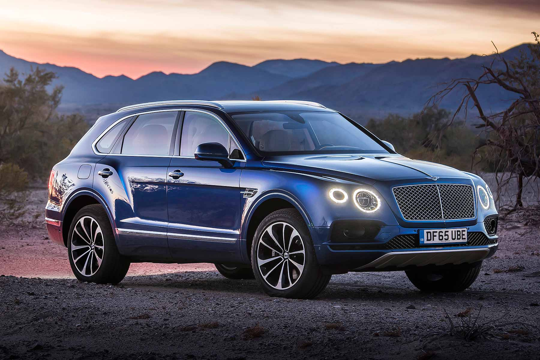 Range Rover Car Wallpaper Bentley Bentayga Review 2016 First Drive Motoring Research
