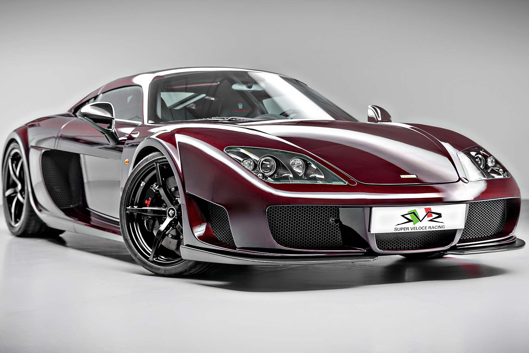 Relaunched Noble M600 supercar to star at London Motor Show | Motoring ...