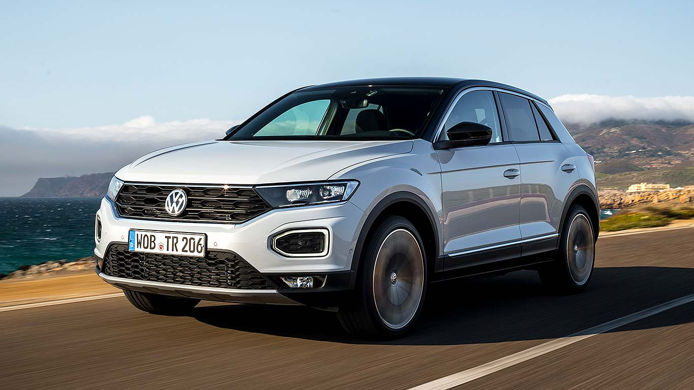 Small Size Car Wallpapers Volkswagen T Roc 2018 First Drive Review Vw Rocks It