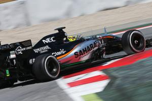 Motor Racing - Formula One Testing -  Barcelona Test - Day One - Barcelona, Spain