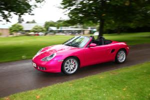 2015 Simply Pink Cavalcade - Porsche Boxter