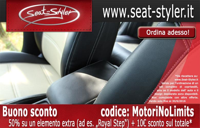 Buonosconto seat-styler