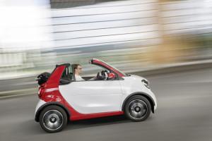 smart fortwo cabrio 2015