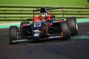 Diego Bertonelli (RB Racing,Tatuus F.4 T014 Abarth #9)