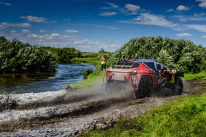 Silk Way Rally Tappa 3 - 6
