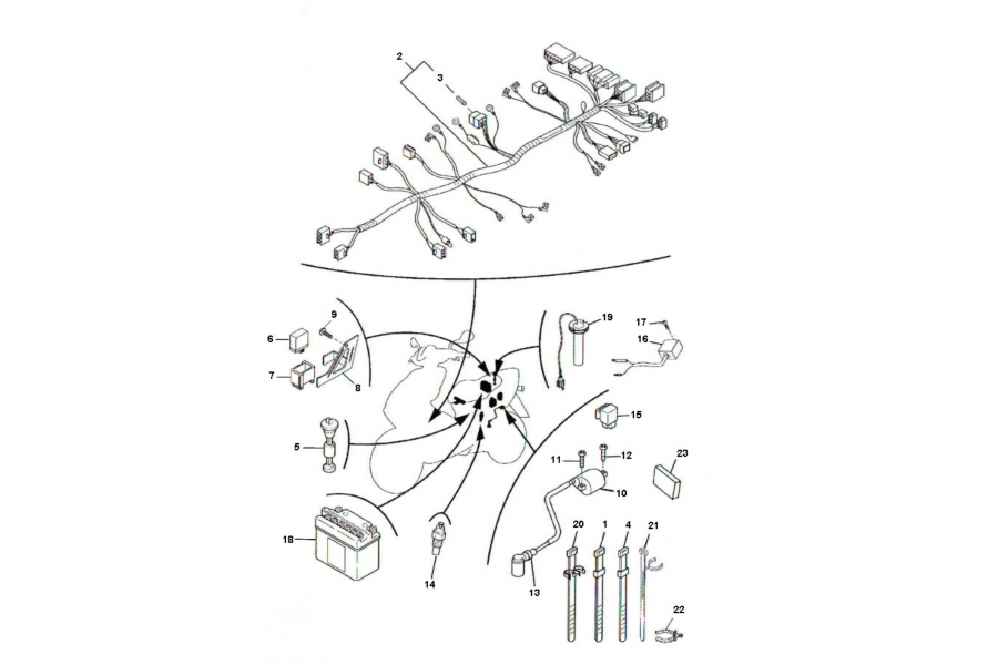 Astonishing Derbi Senda Sm Wiring Diagram Auto Electrical Wiring Diagram Wiring Cloud Ratagdienstapotheekhoekschewaardnl