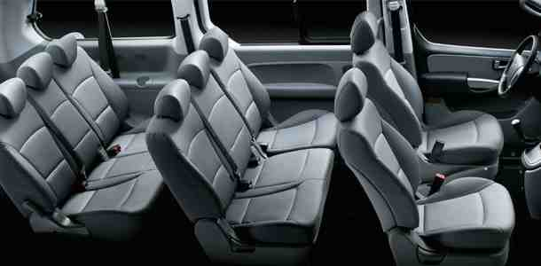 Hyundai I800 Eight 8 Seater Expert Reviews