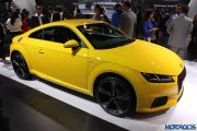 Audi TT 9 Auto Expo 2016: Audi Showcases the A6 Allroad Quattro, SQ5, S3 Cabrio, RS7 performance and TT