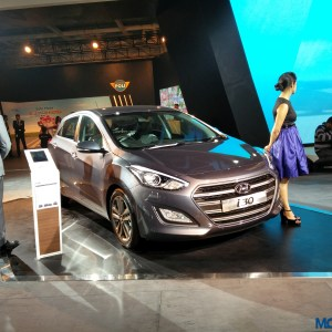 [Updated Gallery] Auto Expo 2016: Upcoming Hyundai i30 showcased – pictures, specifications and more