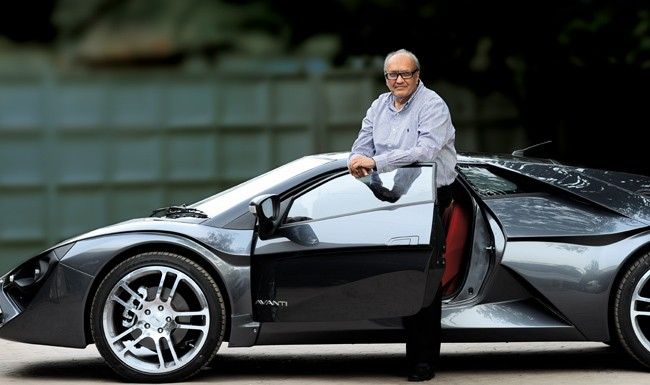 Must read How Dilip Chhabria became India\u0027s top car designer from a