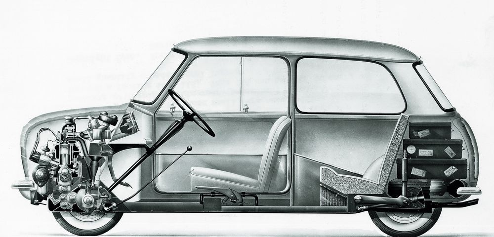 Car Dash Wallpaper 8 Facts About The Classic Mini You Probably Didn T Know