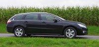 Biltest: Peugeot 508 SW e-HDI prvekrsel