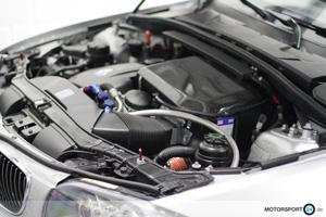 BMW 1M Motorraum
