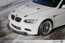 BMW M3 E92 GTR Motorhaube