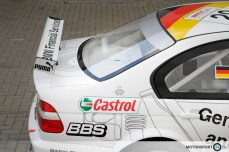 Rear Wing BMW 320i ETCC
