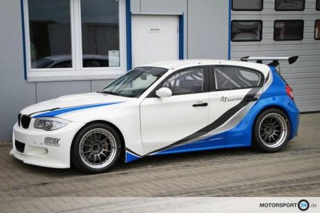 For Sale BMW E87 GTR Race Car