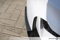 Light Canard Wings for BMW M4 made from CFK