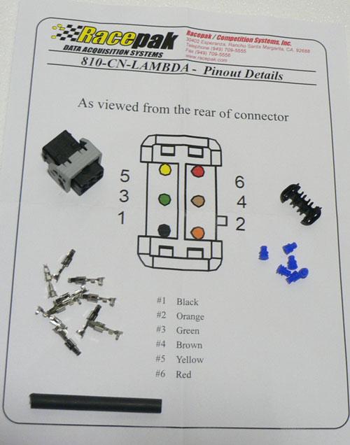 racepak af1 wiring diagram