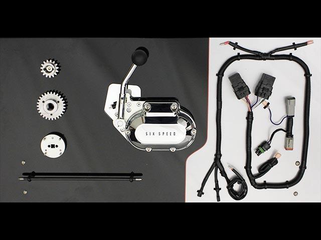 Motor Trike Reverse Gears for Harley-Davidson