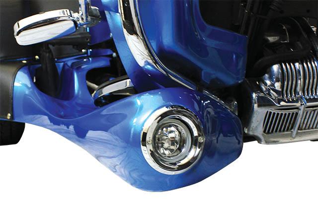 Motor Trike Accessories for Harley-Davidson Tri Glide